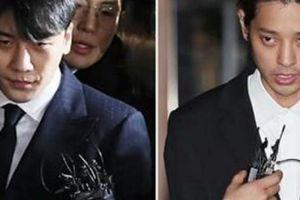 Sao nam Hàn tung clip nóng có mối quan hệ thân thiết với cảnh sát