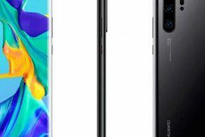 Huawei P30 và P30 Pro đẹp ngỡ ngàng, iPhone XS Max đợi đấy