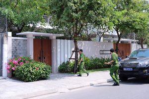 Bộ Công an khám nhà cựu Phó Chủ tịch UBND TP Đà Nẵng