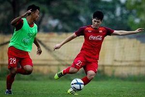 Đội dự tuyển U.23 Việt Nam chia tay 5 cầu thủ