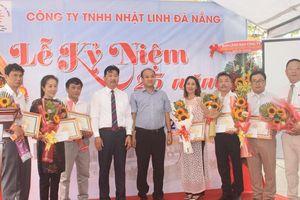 Kỷ niệm 25 năm thành lập Công ty TNHH Nhật Linh Đà Nẵng