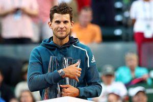 Indian Wells: 'Next Gen' quật khởi, Thiem thắng Federer, giành Masters 1.000 đầu tiên