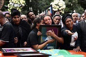 Ethiopia tổ chức tang lễ tập thể cho các nạn nhân rơi máy bay