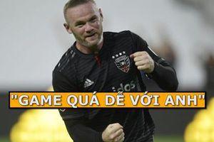 Rooney lập hat-trick đầu tiên trên đất Mỹ