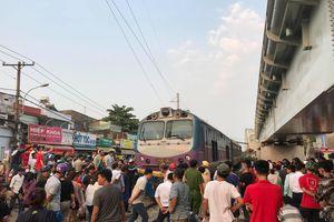 Giải cứu nạn nhân mắc kẹt dưới gầm tàu hỏa, thoát chết hy hữu sau tai nạn
