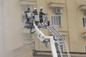 Một người tử vong trong vụ cháy tổ hợp khách sạn – karaoke – bar