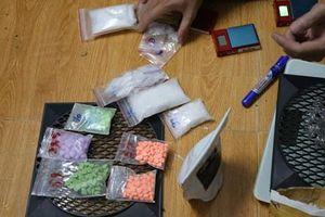 Bắt đường dây mua bán ma túy 'khủng' lúc rạng sáng