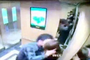 Phạt người đàn ông sàm sỡ cô gái trẻ trong thang máy 200.000 đồng