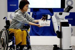Thế vận hội Tokyo 2020 sẽ có trợ lý robot