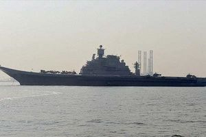 Ấn Độ triển khai tàu ngầm hạt nhân giữa căng thẳng với Pakistan