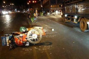 Đắk Lắk: Va chạm với xe ben, người đàn ông tử vong tại chỗ
