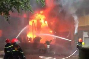Một người tử vong trong vụ cháy khách sạn Avatar ở Vinh