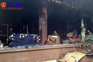 Cháy tổ hợp khách sạn, quán bar Avatar: Một phụ nữ tử vong, nhiều người bị thương