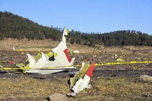 Nhiều điểm giống nhau giữa hai tai nạn máy bay Ethiopia và Indonesia