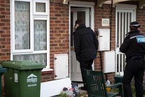 Cảnh sát Anh đang tiến hành điều tra một âm mưu khủng bố