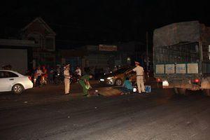 Đắk Lắk: Va chạm với xe ben, một sĩ quan quân đội tử vong