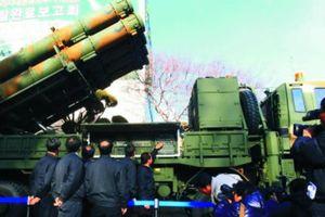 Bắn nhầm tên lửa, Không quân Hàn Quốc ra thông báo