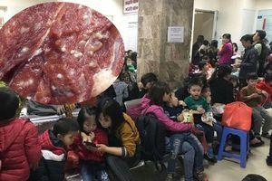 Đã xuất hiện giáo viên tại trường mầm non Thanh Khương có kết quả dương tính với sán lợn