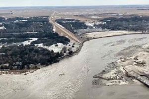 Lũ lụt nhiều hơn dự báo tại các bang thuộc vùng đồng bằng nước Mỹ