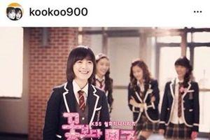 Giữa tâm bão, 'nàng cỏ' Goo Hye Sun bất ngờ chia sẻ về Jang Ja Yeon