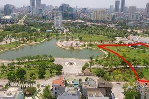 7 dự án bãi đỗ xe ngầm đang 'đắp chiếu', vì sao lại 'xẻ thịt' công viên Cầu Giấy làm bãi đỗ xe?