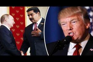 Mỹ đưa ra dự luật nhằm chống lại 'sức ảnh hưởng của Nga' tại Venezuela