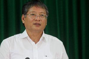 Khám xét nhà nguyên Phó Chủ tịch UBND Đà Nẵng