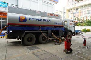 Petrolimex Sài Gòn chính thức triển khai ứng dụng đặt hàng xăng dầu trực tuyến