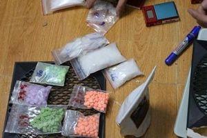 Đường dây mua bán ma túy chuyên giấu trong loa thùng bị bắt giữ