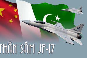 Infographic JF-17 'xương sống' của không lực Pakistan