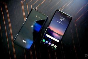 LG sẽ quay lại thị trường smartphone Việt Nam