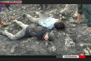 Hai người đàn ông Nhật Bản bị bắt vì giết người ở Campuchia