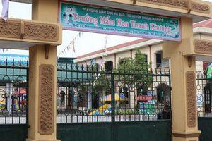 Bí thư Tỉnh ủy Bắc Ninh: Thông tin học sinh mầm non Thanh Khương ăn thịt gà ôi thiu là không chính xác