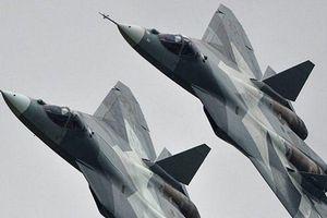 Ấn Độ có thể sẽ mua tiêm kích tàng hình Su-57 của Nga