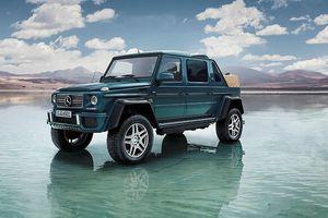 'Soi kỹ' SUV nhà giàu Mercedes-Maybach G650 Landaulet giá triệu đô