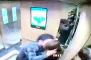 Kỹ năng thoát hiểm khi bị cưỡng hôn trong thang máy
