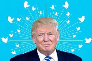 29 'tweet' và ngày điên cuồng nhất lịch sử Twitter Tổng thống Trump