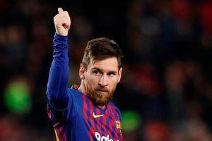 Messi không có đối thủ ở cuộc đua 'Chiếc giày vàng châu Âu'
