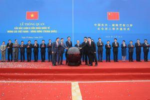 Quảng Ninh: Thông quan cầu Bắc Luân II