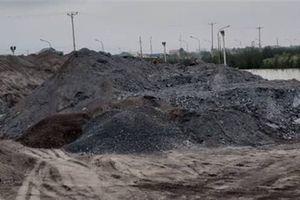 Bộ TNMT: Formosa dùng xỉ thép làm đường là phù hợp