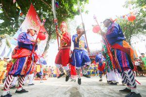 Sắc màu lễ hội cầu ngư Nhơn Hải-Bình Định