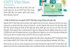 Tải miễn phí bộ tài liệu mà bất kỳ học sinh, sinh viên nào yêu thích CNTT đều phải có