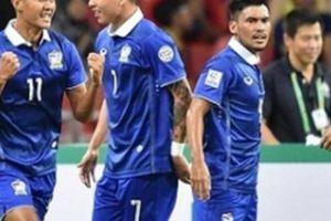 U23 Thái Lan gặp 'bão chấn thương' trước ngày sang Việt Nam