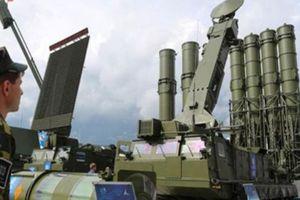 Rồng lửa S-300 của Syria đã sẵn sàng trực chiến, Israel vội thu quân