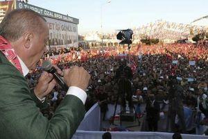Ông Erdogan 'gây bão' khi dùng video khủng bố New Zealand vận động tranh cử