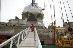 Na Uy chi bội tiền để 'hồi sinh' khu trục hạm 500 triệu USD