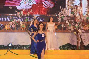 Lung linh khoe sắc tại chung kết cuộc thi người đẹp Hoa Ban năm 2019