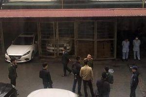Điều tra vụ thi thể người đàn ông trong nhà xe bệnh viện Nhiệt đới Trung ương