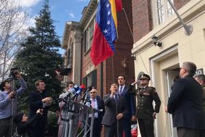 Phe đối lập đã kiểm soát 3 cơ sở ngoại giao của Venezuela ở Mỹ
