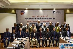 Bản sắc và vai trò trung tâm ASEAN là yếu tố cốt lõi